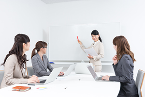 【研修実施レポート】11/8(火)金融機関様「キャリアデザインライフワークバランス研修」